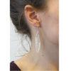boucle d oreille longue