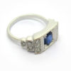 creation bague art deco paris